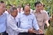 Thủ tướng khảo sát vùng chuyên canh sầu riêng tại Tiền Giang