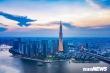 Du khách 'nhảy dù' từ độ cao hơn 460m trong ngày đầu ra mắt đài quan sát cao nhất Việt Nam