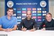 Pep Guardiola ký hợp đồng thêm 2 năm, ở lại Man City đến 2022