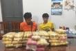 Phá vụ vận chuyển ma túy lớn nhất vùng biên Quảng Trị, bắt 2 người Lào