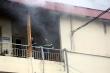 Cháy tòa nhà 4 tầng trụ sở Bộ Xây dựng