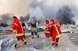 Có người Việt bị thương trong vụ nổ kinh hoàng ở Lebanon