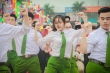 4 cô gái xinh đẹp, học giỏi của Học viện Cảnh sát Nhân dân