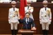 Chủ tịch Quốc hội Vương Đình Huệ: Nguyện cống hiến hết sức vì quốc gia, dân tộc