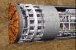 Đường hầm khổng lồ cho tàu điện ngầm được đào thế nào?