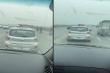 Xử lý tài xế taxi nghênh ngang cản đường xe cấp cứu trên cầu Vĩnh Tuy