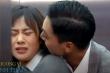 'Hương vị tình thân' tập 41: Long kéo Nam vào thang máy đòi hôn