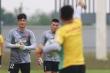 Thủ môn U23 Việt Nam dự bị cho Bùi Tiến Dũng ra mắt ấn tượng ở SLNA