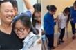 Hình ảnh ấn tượng khép lại kỳ thi vào lớp 10 giữa tiết trời nóng nực ở Hà Nội