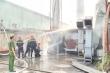 Bắc Ninh: Cháy lớn tại cụm công nghiệp Khắc Niệm, 3 người bị thương