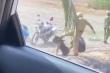 Xác minh clip CSGT đánh nhóm thanh niên ở vùng ven TP.HCM