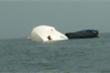 Tàu hải cảnh Trung Quốc bị tàu hàng đâm chìm