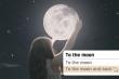 Tra từ: 'Love you to the moon and back' mang ý nghĩa gì mà nghe lãng mạn vậy?