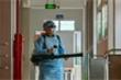 Bộ Y tế cấm phun khử khuẩn trực tiếp vào người