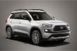 SUV cỡ nhỏ của liên minh Toyota - Suzuki lộ diện