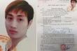 Truy nã kẻ giết người đặc biệt nguy hiểm ở Hà Nội