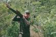 Lính biên phòng lấy rừng làm nhà ngăn COVID-19 vùng biên giới Việt - Lào