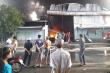 Nam công nhân gây cháy nhà kho thiệt hại hàng chục tỷ