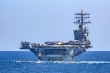 Tàu sân bay Mỹ đến sát Biển Đông