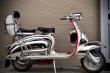 Xe máy cổ Lambretta hơn 60 tuổi giá 456 triệu đồng ở Hà Nội