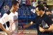 Trợ lý HLV Park Hang Seo bất ngờ với vòng eo của Anh Đức
