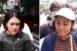 Hiệp sĩ Tân Bình truy đuổi, bắt 2 'nữ quái' trộm điện thoại trong shop áo quần