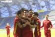 Trực tiếp Việt Nam 2-1 Malaysia: Quế Ngọc Hải lập công