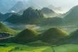 Núi đôi Cô Tiên - tuyệt tác thiên nhiên chỉ có ở riêng đất Hà Giang