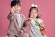 Ngày Quốc tế Thiếu nhi, Khánh Thi khoe ảnh 2 con xinh như thiên thần