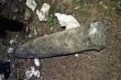 Phát hiện quả bom 150kg bên bờ biển Hà Tĩnh
