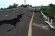 Khởi tố vụ án đường tránh 250 tỷ đồng ở Gia Lai sụt lún như bị động đất