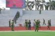 Sợ vỡ sân, Hà Tĩnh diễn tập an ninh trước ngày đón Công Phượng, Phi Sơn