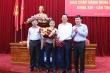 Ông Nguyễn Văn Thắng được bầu làm Phó Bí thư Tỉnh ủy Quảng Ninh
