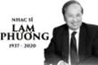 Nghe lại những tình khúc nổi tiếng của nhạc sĩ Lam Phương