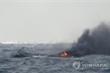 Tìm thấy thi thể thuyền viên Việt Nam mất tích trong vụ cháy tàu cá ở Hàn Quốc