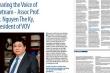 Tạp chí ABU phỏng vấn TGĐ Đài TNVN Nguyễn Thế Kỷ về phòng chống COVID
