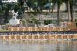 Trận địa pháo hoa duy nhất ở Hà Nội dịp Tết Nguyên đán được bảo vệ nghiêm ngặt