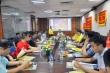16 đội bóng tranh giải các cơ quan thông tấn báo chí - Cúp Trung Thành