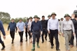Phó Thủ tướng Trịnh Đình Dũng trực tiếp chỉ đạo ứng phó mưa lũ tại Quảng Trị
