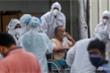 Ấn Độ ngày thứ 6 liên tiếp ghi nhận hơn 300.000 ca mắc COVID-19