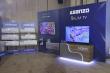 Bộ đôi iSlim thế hệ mới và TV OLED dán tường của Asanzo có gì đặc biệt?