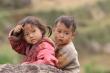 Những bức ảnh lay động về trẻ em vùng cao