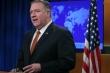 Ngoại trưởng Mỹ: Ông Trump là người duy nhất dám đương đầu với Trung Quốc