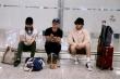 Sao võ thuật Ngô Kinh cùng hai bạn diễn làm ăn xin tại sân bay