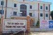 Bắt thẩm phán TAND TP Kon Tum nhận hối lộ