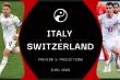 Nhận định bóng đá Italy vs Thuỵ Sĩ EURO 2020