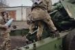 Ukraine lép vế trước Nga nếu chiến tranh tổng lực nổ ra