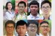 8 gương mặt giành huy chương Vàng Olympic quốc tế năm 2020