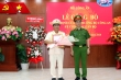 Tân Giám đốc Công an tỉnh Kiên Giang là ai?