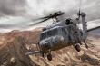 Trực thăng chiến đấu HH-60W Whiskey mới nhất của Không quân Mỹ dũng mãnh quần thảo bầu trời